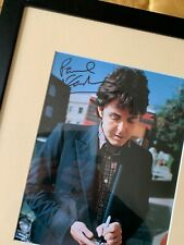 PAUL MCCARTNEY..............signed picture....