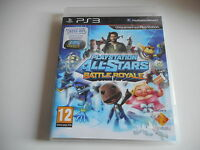 JEU PS3 - PLAYSTATION ALL-STARS BATTLE ROYALE - COMPLET