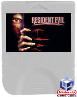RESIDENT EVIL 0 1 2 3 4   100% Unlocked MEMORY CARD SAVES   Nintendo GAMECUBE