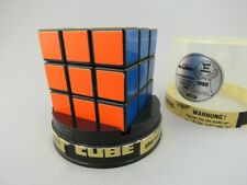 ZAUBERWÜRFEL VON RUBIKS Cube IDEAL TOY CORP. 1980 Made in Hungary !