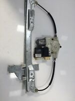 Citroen C4 PASSENGER FRONT LEFT WINDOW REGULATOR MOTOR 996386103 5 Doors