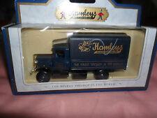 LLEDO 28021 1934 MACK CANVAS BACK TRUCK - HAMLEYS