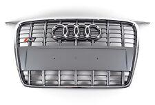 Audi Original S3 8P Kühlergrill Platiniumgrau 8P0853651A 1RR Singleframe