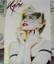 Kylie Minogue X In My Arms Taiwan Promo Poster
