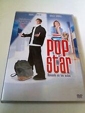 "DVD ""POP STAR"" AARON CARTER ALANA AUSTIN RICHARD GABA"
