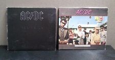 AC-DC: Back In Black and Dirty Deeds Done Dirt Cheap (2 CD Set)  LIKE NEW  2394