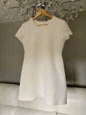 Rare London White Dress, Size 12/M