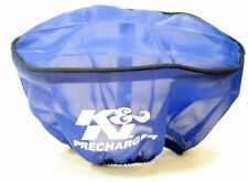 E-3341PL K&n Funda para Filtro de Aire Precargado Cubierta, Azul a Medida