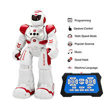 RC Remote Control Robot Smart Action Infra-red Allows Gesture Control Kids Toy