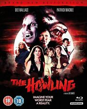 The Howling [Blu-ray] [DVD][Region 2]