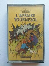 Tintin - The Calculus Affair French Carabine 1977 Audiobook Cassette K7