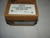 IBM 24R1922 LTO3 ULTRIUM 400GB 800GB LTO-3 TAPES IBM WARRANTY 5 PACK NEW Sealed
