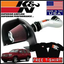 K&N 77 Series Cold Air Intake System fits 2007-2008 Chevy Tahoe 4.8L / 5.3L V8
