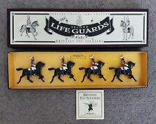 Special Collectors Edition 'The Second Life Guards' Britains Toy Soldiers (8829)