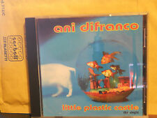 ANI DI FRANCO - LITTLE PLASTIC CASTLE 4,03-hobby lobby mix 6,19- PROMOZIONALE