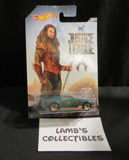 Hot WHeels DC Comics Super Hero Aquaman Blvd. Buster Character Car