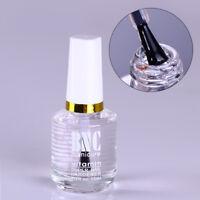 15ml Top Coat Natural Nail Überlack Nailart Nagellack klar Transparent