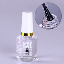 15ml Top Coat Natural Nail Überlack Nailart Nagellack klar Transparent
