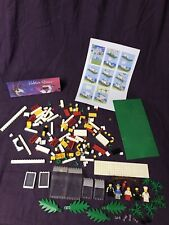 LEGO 6376 City Classic Town Breezeway Cafe von 1990 ~156 Parts