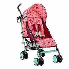 Koochi Sneaker Single Seat Stroller - Pink (CT3349)