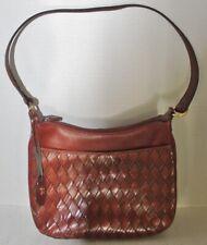 ETIENNE AIGNER  Vintage Genuine Leather Handbag Purse - Mint