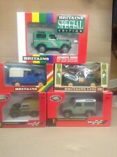Britains Land Rover