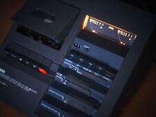 Yamaha TC-800D Vintage Slope Cassette Deck Mario Bellini 800 Industrial Design