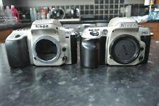 Nikon F60 & F50 35mm SLR Film Cameras Body Only