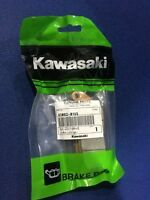 NEW GENUINE KAWASAKI NINJA 650 FRONT CALIPER BRAKE PADS 43082-0165