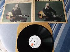 TIM HALL Live in Toronto Canada LP Album Canada pressing