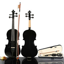 1/4 Size Student Instruments Acoustic Violin Set for 6-8 years old Xmas Gifts