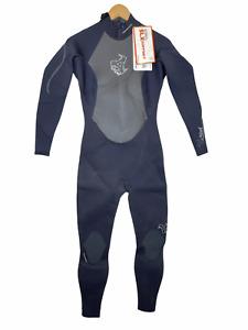 New Xcel Womens Full 5.4mm Wetsuit Size 8 SLX-Offset