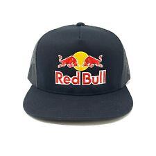 Red Bull Trucker Hat Black