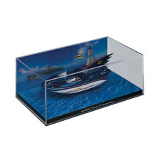 BATMAN AUTOMOBILIA BATMAN CLASSIC TV SERIES (BOAT) 1:43 (2014) MODEL CAR EAGL...