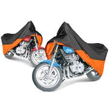 XL Storage Motorcycle Cover Fit Honda CBR 600 F3 F4 F4i 1000 RR Ninja ZX 6R 9R