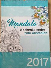 2er Set Malbuch für Erwachsene Mandala Zen Colouring