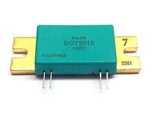 "16W+ RF POWER AMP MODULE ""BGY2016"" 1800MHZ-2000MHZ MOTOROLA"