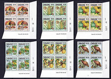 Zimbabwe 2006 African Dishes Sheet No. 0073, MNH