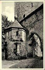 Friedberg Hessen AK ~1930/40 Torwärterhäuschen Gebäude Bauwerk Turm ungelaufen