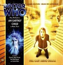 Paul McGann DOCTOR WHO Special #8: AN EARTHLY CHILD- Big Finish Audio Drama CD