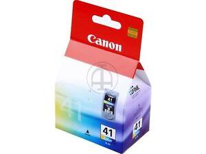 Original CL-41 Canon Mp 450COLOR 0617B001 No.41 0.4oz Pixma ip2200 150 170 450