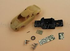 QK Voiture 1/43 FERRARI 250 LM  resine collector Heco miniatures château