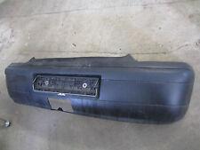Seat Ibiza 6K 2 Stoßstange hinten Heckschürze schwarz (99-02)