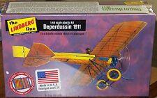 Lindberg Pyro 1911 DEPERDUSSIN  aircraft model kit 1/48 W/ BONUS Puzzle
