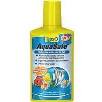 Tetra AQUA SAFE Condizionatore D'acqua per pesci acquario, 100 ML