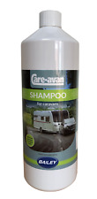 Worlds Most Effective Caravan Shampoo 1 Ltr Highly Concentrated Award Winning