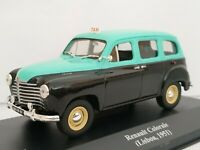 1/43 RENAULT COLORALE LISBOA 1951 TAXI IXO COCHE DE METAL CAR ESCALA DIECAST