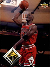 Michael Jordan #438 Upper Deck 1993/94 NBA Basketball Card