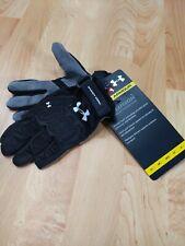 Under Armour Illusion Women's Medium Lacrosse / Field Hockey Black Gloves (New)