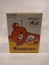 FUJIFILM Instax Mini 25 Instant Camera   Rilakkuma